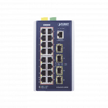 Igs632516p4s Planet Networking And Communication Switch Indu