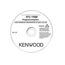 Kpg110sm Kenwood Software Para Programacion Y Administracion