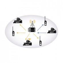 Kti4m Kenwood Adaptador Para Interconexion Telefonica En Sis