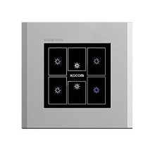 Kv5014 Kocom Control De Iluminacion Para 4 Apagadores Compa