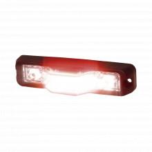 M180sr Code 3 Luz Perimetral Ultra Brillante Color Rojo roj