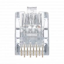 Mp588l Panduit Plug RJ45 Cat5e Para Cable UTP De Calibres 2