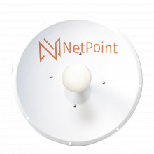 Np2gen2 Netpoint Antena Direccional De 3 Ft 4.9-6.2 GHz Ga