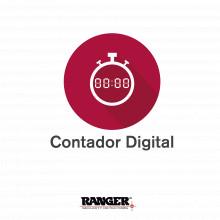 Opcioncd Ranger Security Detectors Contador Digital accesori