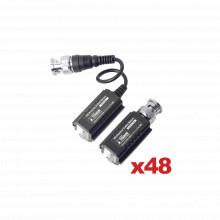 Paq48tt101fturbo Epcom Titanium Paquete De 48 Kits De Transc