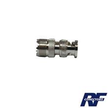 Rfb1136 Rf Industriesltd Adaptador En Linea Para 50 Ohm Co
