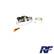 Rfn1028si Rf Industriesltd Conector N Hembra Para 9913 781