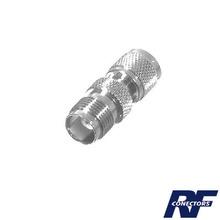 Rfu623 Rf Industriesltd Adaptador En Linea De Conector Min