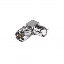Rfu6307 Rf Industriesltd Adaptador En Angulo Recto De Cone
