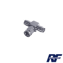 Rsa3400 Rf Industriesltd Adaptador En T De Conector SMA Ma