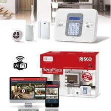 RSC1170001 RISCO RISCO SECUPLACE WIFI-Kit de Alarma Inalambr