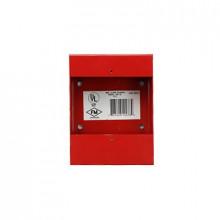Sb10 Fire-lite Caja De Montaje Para Estacion Manual De Emerg