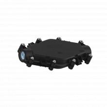 Sensorsplice Optex Caja Simpe De Empalme / Fiber Sensys cabl