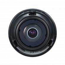 Sla2m2400q Hanwha Techwin Wisenet Lente 2 MP De 2.4 Mm Para