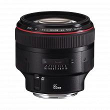 Slace85 Hanwha Techwin Wisenet Lente Canon De 85mm F1.2 / 8K