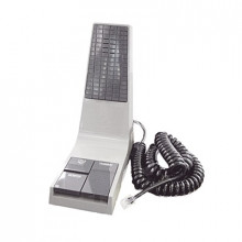 Sm26 Icom Microfono De Escritorio Para Radio Movil Como Esta