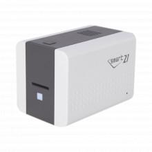 Smart21sk Idp Impresora De Tarjetas Semi- Automatica SMART21