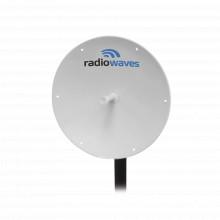 Spd359ns Radiowaves Antena Profesional De 3ft Garantia De 7