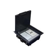 Thcp2m Thorsman Caja De Piso Para Dos Modulos Universales S
