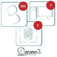 Titaniumcero Accesspro Licencia Para Software De Tiempo As