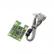 Ux252 Icom Tarjeta Con Salida De Video Para Radar MR1010RIIE