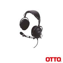 V410480 Otto Diadema Heavy Duty Sobre La Cabeza Para ICOM IC