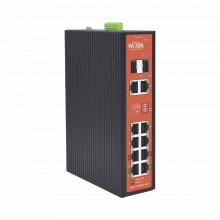 Wips310gfiv2 Wi-tek Switch Industrial PoE Y Pasivo De 24V