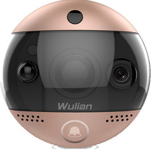 WLN383001 WULIAN WULIAN DOORGUARDIAN - Video portero y miril