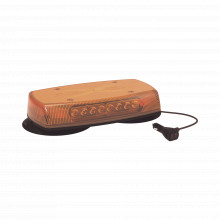 X5590avm Ecco Mini Barra De Luces Ultra Brillante Color Dom