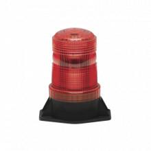 X6262r Ecco Mini Burbuja De LED Serie X6262 Color Rojo Amba