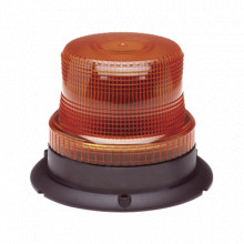 X6465a Ecco Mini Burbuja Led Color Ambar Serie X6465 sirenas