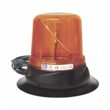 X7660avm Ecco Burbuja Rotoled Color ambar Con Montaje De Su