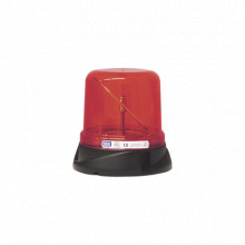 X7660R Ecco Burbuja rotoled color rojo con montaje permanen