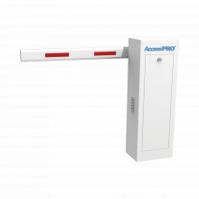Xbs6ml Accesspro Barrera Vehicular Izquierda / Soporta Brazo