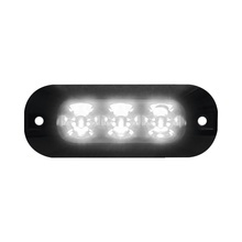 Xtp3w Code 3 Luz Perimetral De 3 LEDS Color Blanco azul