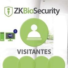 ZKT068011 Zkteco ZK ZKBSVISP3 - Modulo vitalicio de visitas