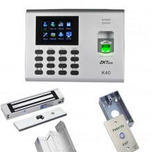 ZKT0800020 Zkteco ZKTECO K40PAK - Control de acceso y asiste