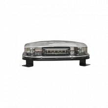 1000AMA Ecco Mini barra de luces LED color ambar 12 VCD S