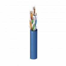 2412 Belden Cable Cat6 Tipo UTP Color Azul De 305 M Para