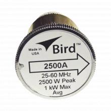 2500a Bird Technologies Elemento De 2500 Watt En Linea 7/8 P