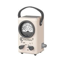 44a Telewave Inc Wattmetro Para Radiofrecuencia De Banda An