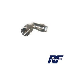 Rfu630 Rf Industriesltd Adaptador En A/R De Conector Mini