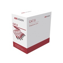 Ds1ln6ug Hikvision Bobina De Cable UTP / 305 Metros / Cat 6