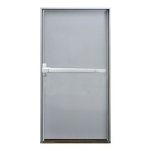 5052a Assa Abloy Puerta Metalica Galvanizada 4 0 X 8 0 / Res