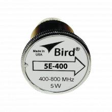 5e400 Bird Technologies Elemento De 5 Watt En Linea 7/8 Para