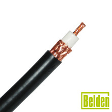 82141000 Belden Cable RG8U Con Blindaje De Malla Trenzada De