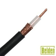 8267 Belden Cable RG213U Con Blindaje De Malla Trenzada De C