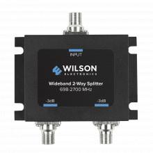 850034 Wilsonpro / Weboost Divisor De Potencia De 2 Vias Par