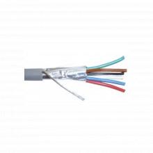 9262g Viakon Bobina De Cable En Color Gris De 152 Metros De