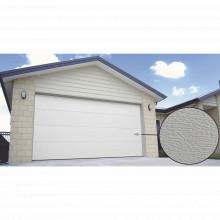 Adoor187 Accesspro Puerta De Garage PREMIUM Lisa Color Blan